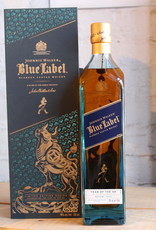 Johnnie Walker Blue Label Year of the Ox Blended Whisky- Scotland (750ml)