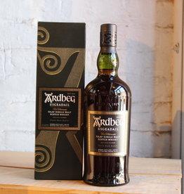 Ardbeg Uigeadail Single Malt Scotch Whisky - Islay, Scotland (750ml)