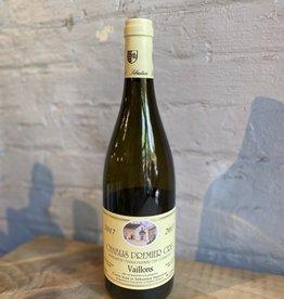 Wine 2017 Jean et Sébastien Dauvissat Chablis 1er Cru Vaillons - Burgundy, France (750ml)