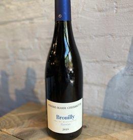 Wine 2019 Pierre-Marie Chermette Dom du Vissoux Brouilly Pierreux - Beaujolais, France (750ml)
