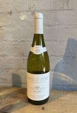 Wine 2019 Domaine Cailbourdin Pouilly-Fumé Les Cris - Loire Valley, France (750ml)
