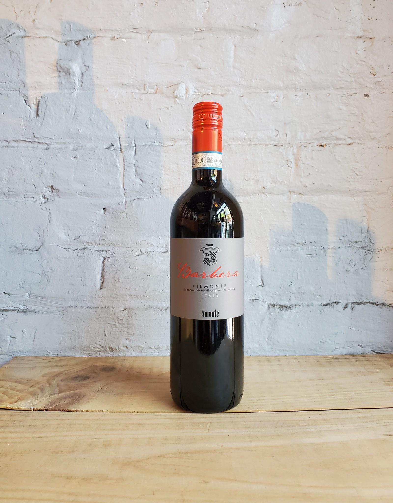 Wine 2019 Amonte Barbera - Piedmont, Italy (750ml)