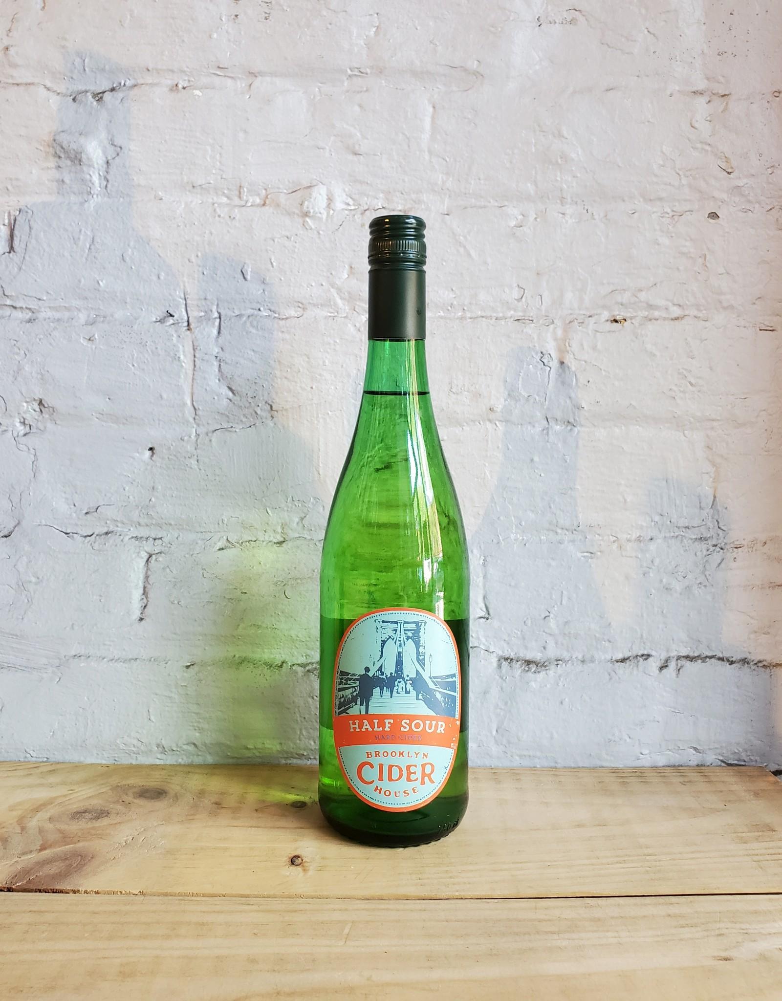 Wine NV Brooklyn Cider House Half Sour - Brooklyn, NY (750ml)