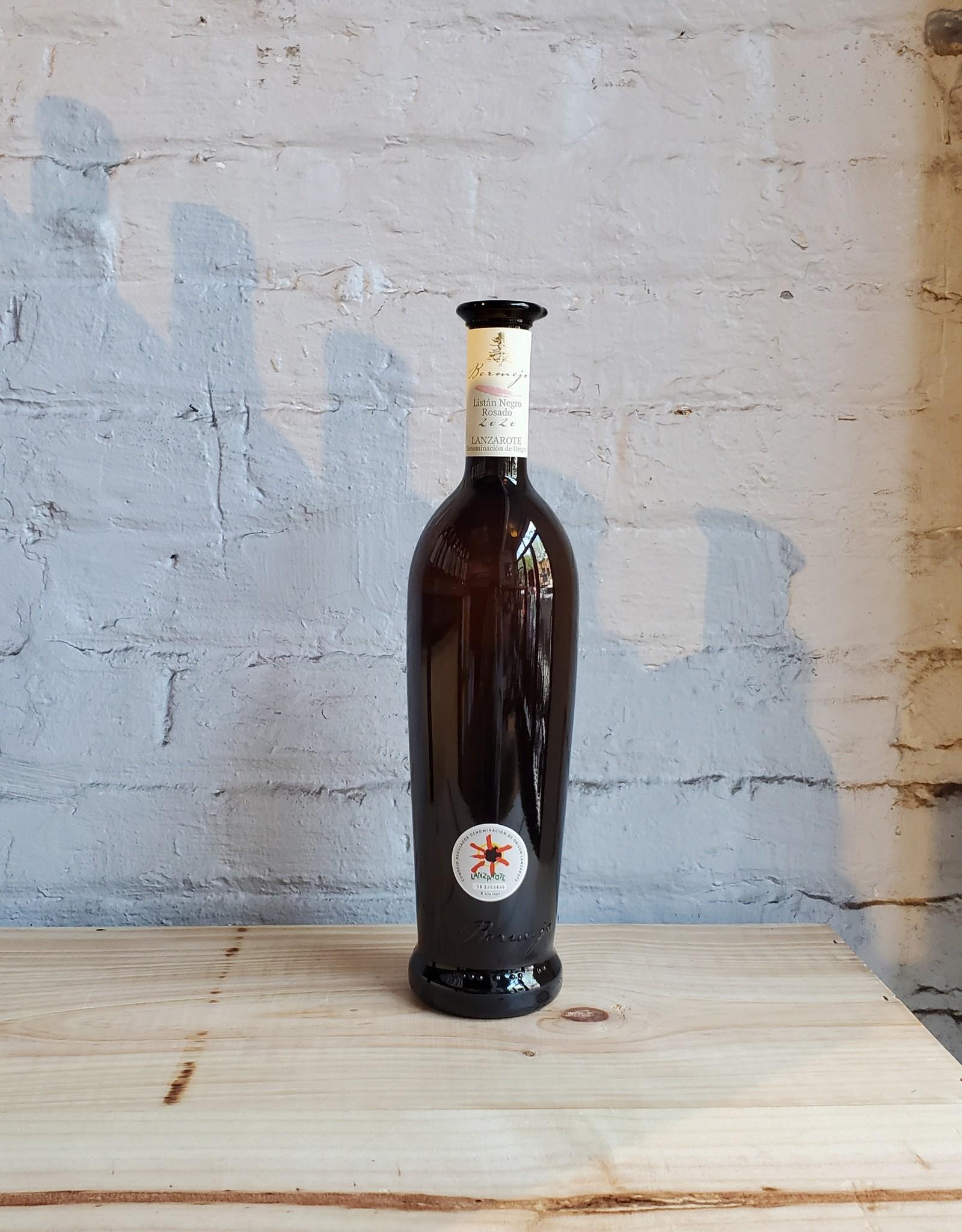 Wine 2020 Bodegas Los Bermejos Listan Rosado - Lanzarote, Canary Islands, Spain (750ml)