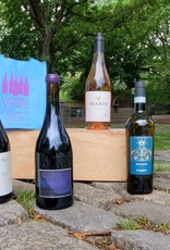 Wine Gnarly June 2021 Wine of the Month Club Four Pack