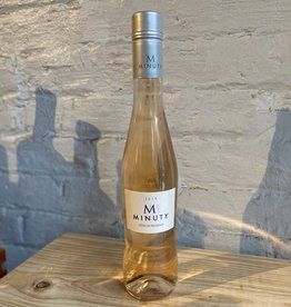Wine 2019 Chateau Minuty M Rose - Cotes de Provence, France (375ml)