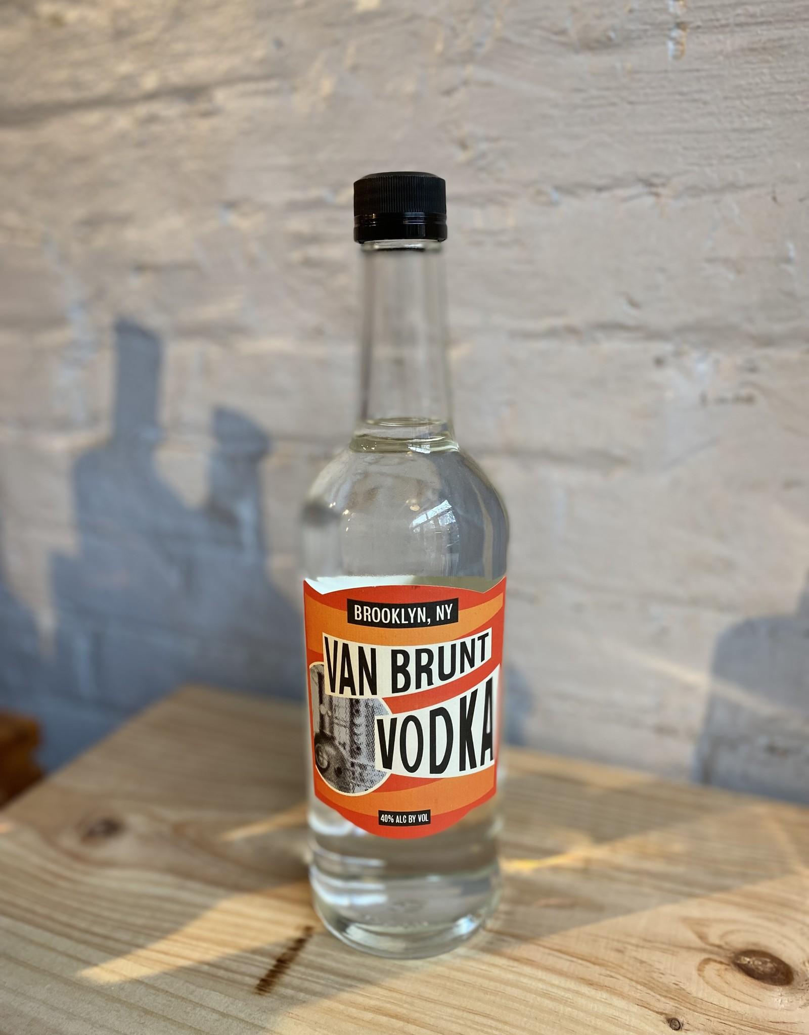 Van Brunt Stillhouse Vodka - Red Hook, Brooklyn (750ml)