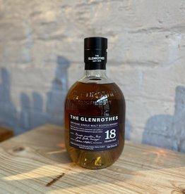 Glenrothes 18yr Single Malt Scotch Whisky - Speyside, Scotland (750ml)