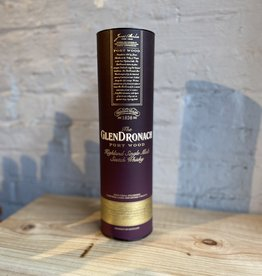 Glendronach Port Wood Single Malt Scotch Whisky - Highland, Scotland (750ml)
