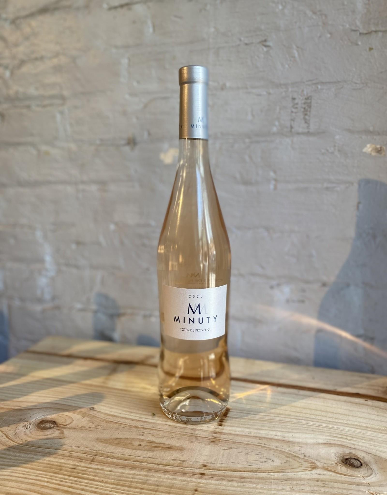 Wine 2020 Chateau Minuty M Rose - Cotes de Provence, France (750ml)