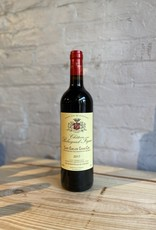 Wine 2017 Chateau Belregard Figeac, Saint Emilion Grand Cru Bordeaux, France (750ml)