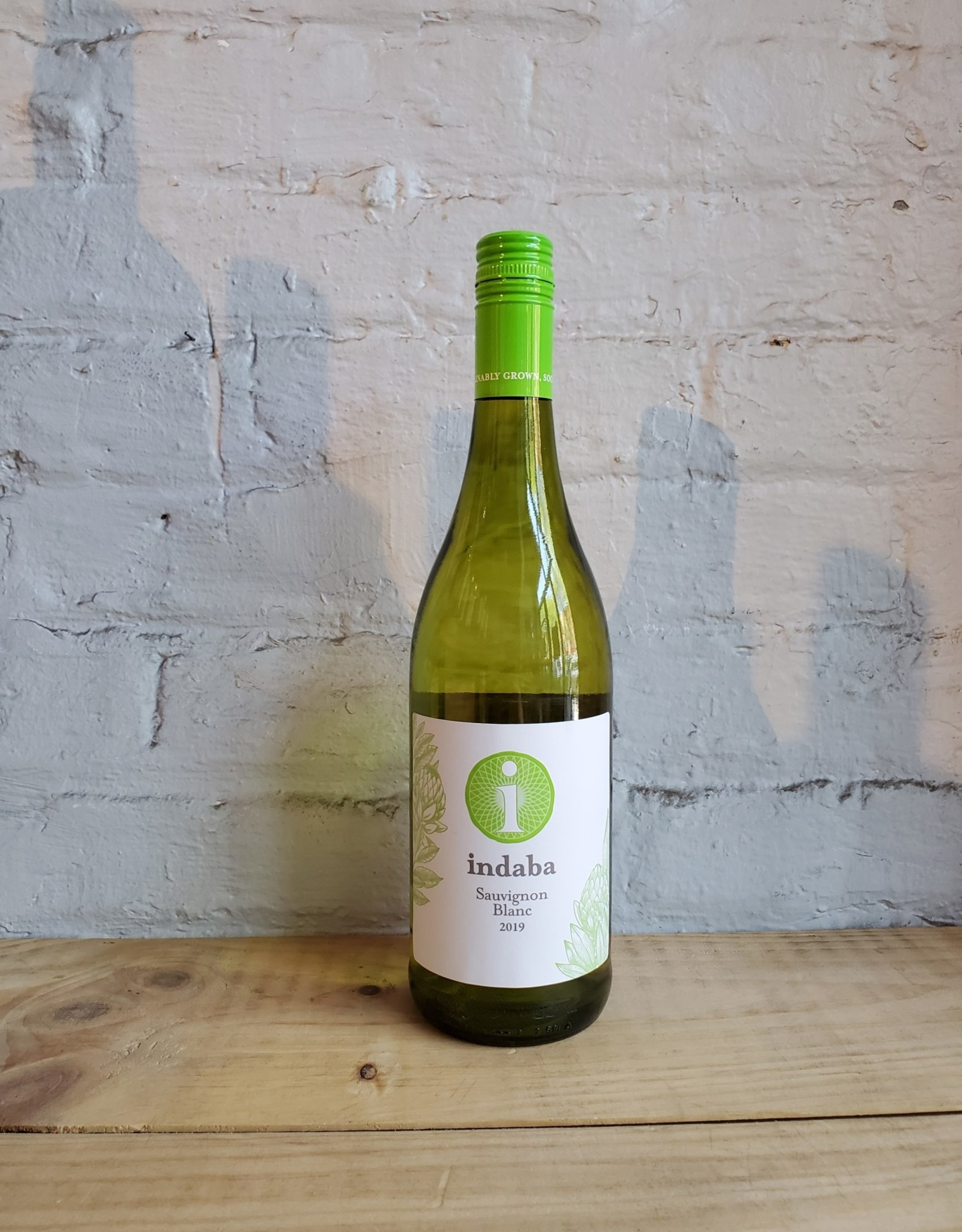 Wine 2019 Indaba Sauvignon Blanc - Western Cape, South Africa (750ml)