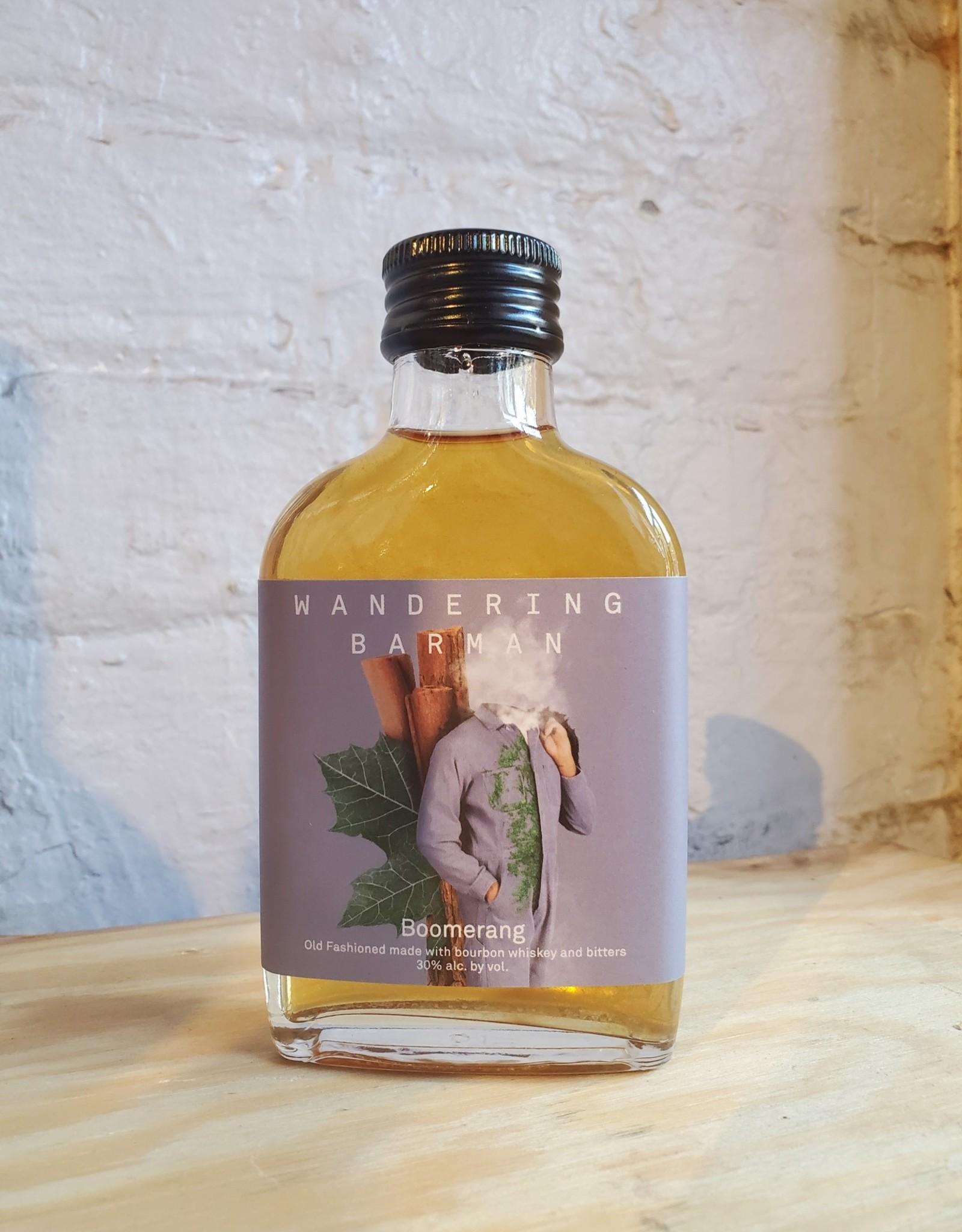 Wandering Barman Boomerang Burnt Maple Old Fashioned - Brooklyn, NY (100ml)