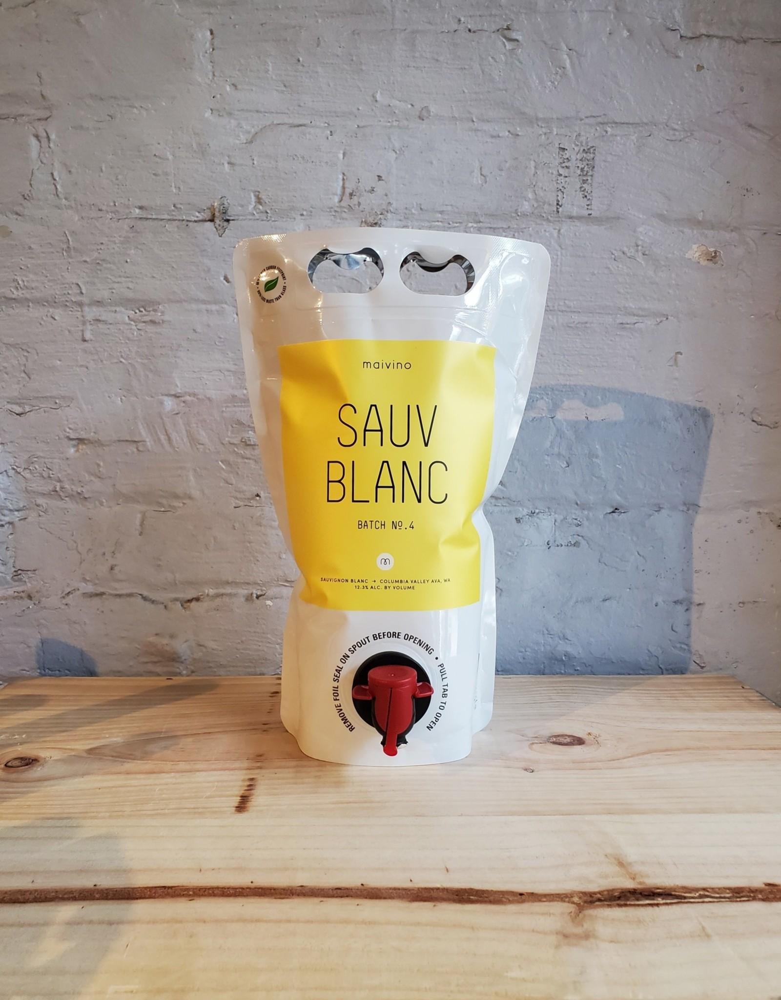 Wine NV Maivino Sauvignon Blanc Batch No. 4 - Columbia Valley, WA (1.5 L Bag)