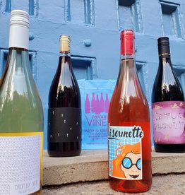 Gnarly July 2021 Wine of the Month Club Four Pack