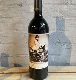 Wine 2018 Four Vines The Biker Zinfandel - Paso Robles, California (750ml)