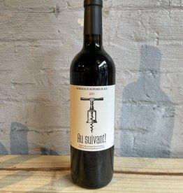 Wine 2017 Les Tetes Au Suivant - Bordeaux Superieur, France (750ml)