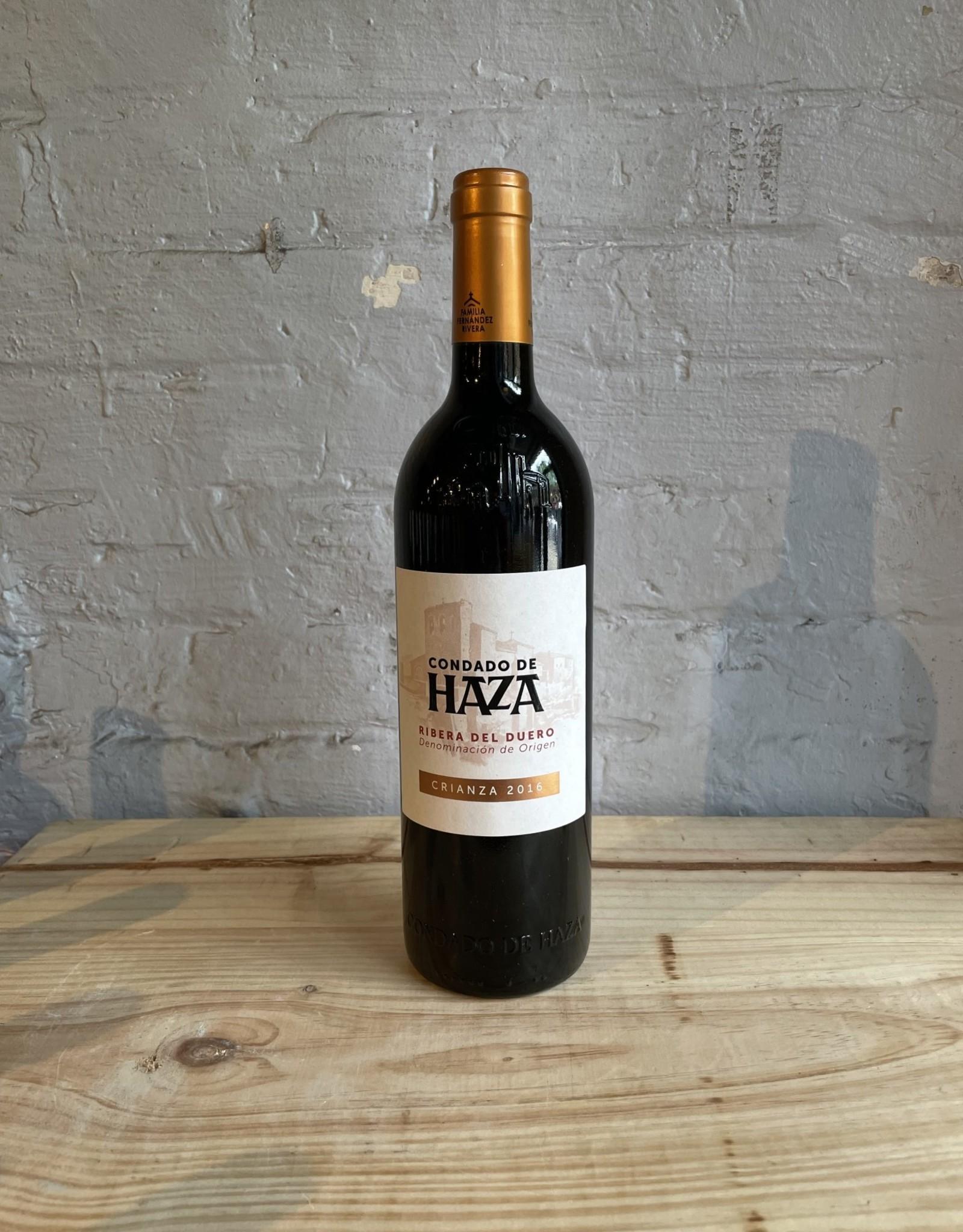 Wine 2016 Bodegas Condado de Haza Crianza - Ribera del Duero, Spain (750ml)