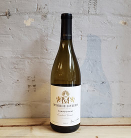Wine 2019 McBride Sisters Chardonnay - Central Coast, CA (750ml)