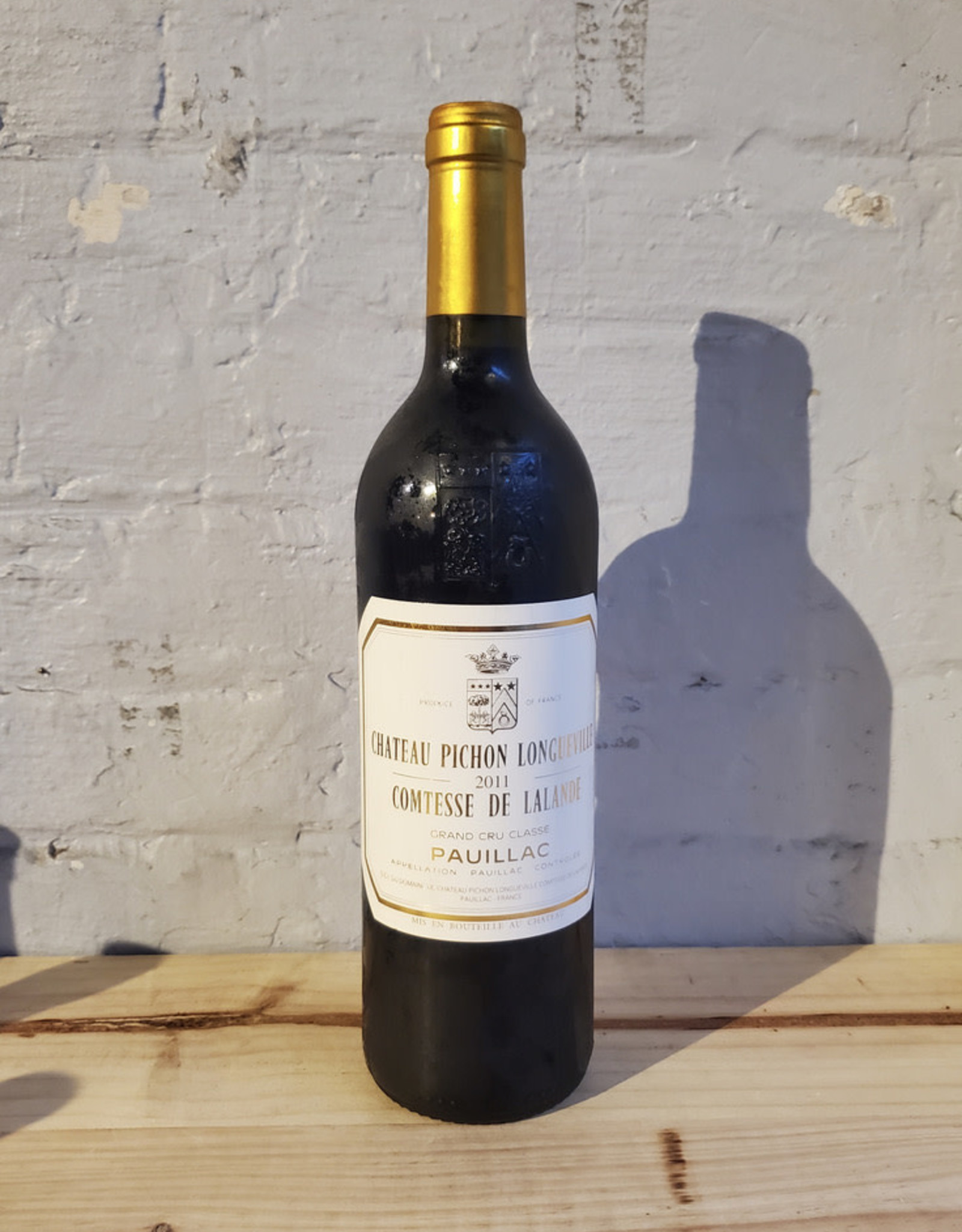 Wine 2011 Chateau Pichon Longueville Comtesse de Lalande -  Pauillac, Bordeaux, France (750ml)