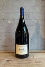 Wine 2015 Pierre-Marie Chermette Dom du Vissoux Brouilly Pierreux - Beaujolais, France (1.5L)