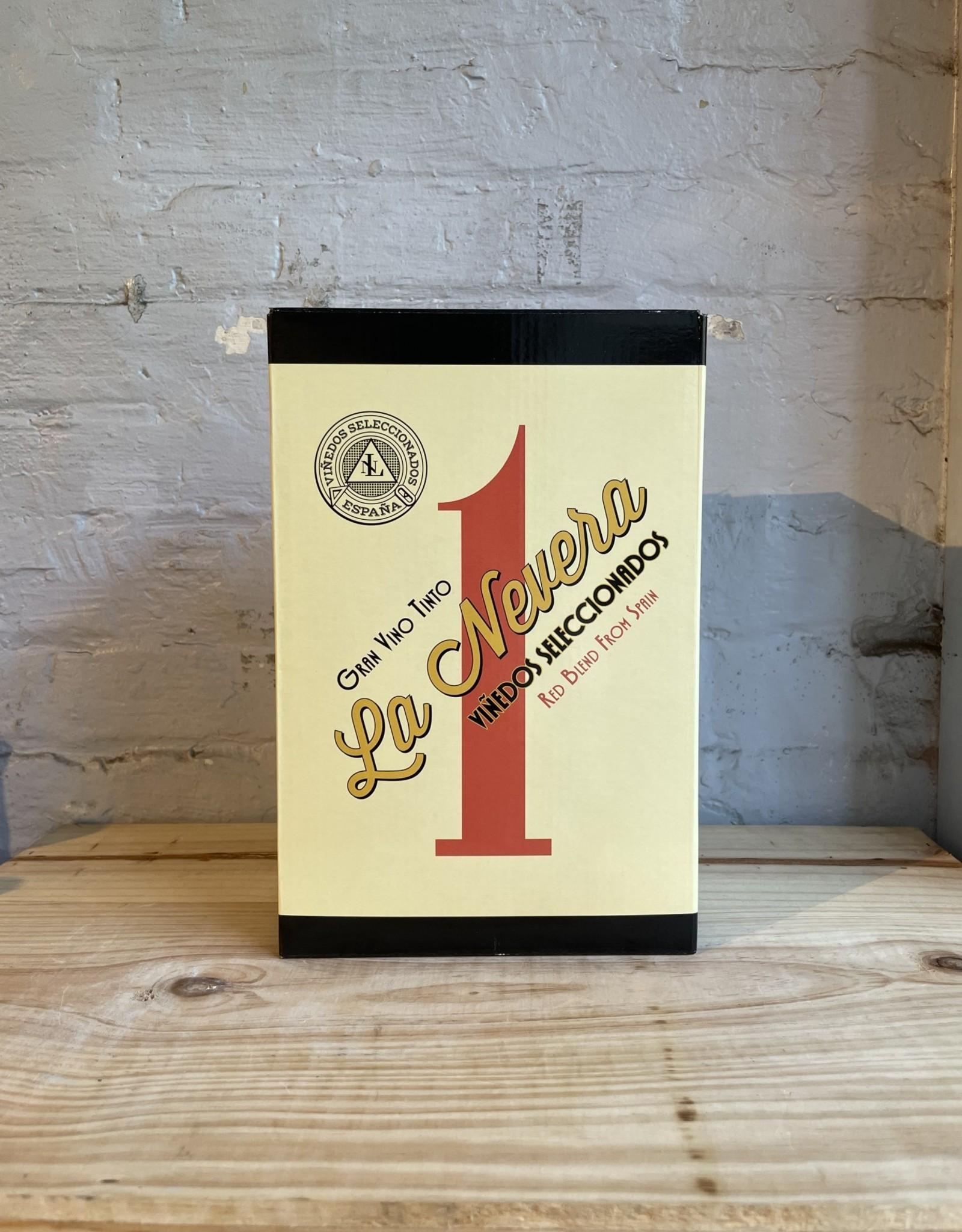 Wine 2020 La Nevera Selecion Especial Gran Vino Tinto - Spain (3L Bag-in-Box)