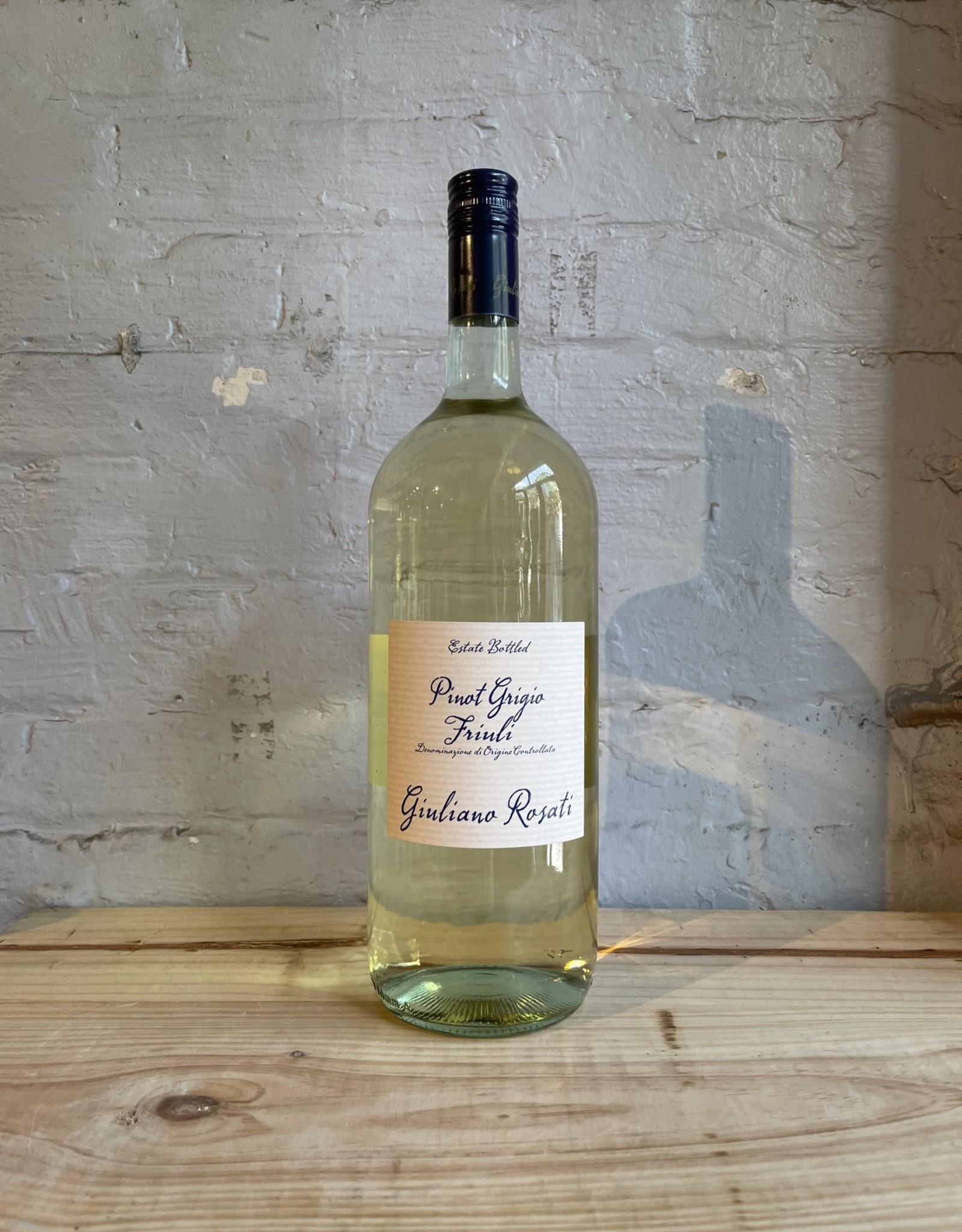 Wine 2020 Giuliano Rosati Pinot Grigio, Friuli-Venezia Giulia, Italy - (1.5L)