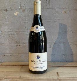 Wine 2014 Bitouzet-Prieur Volnay 1er Cru Les Mitans - Burgundy, France (750ml)