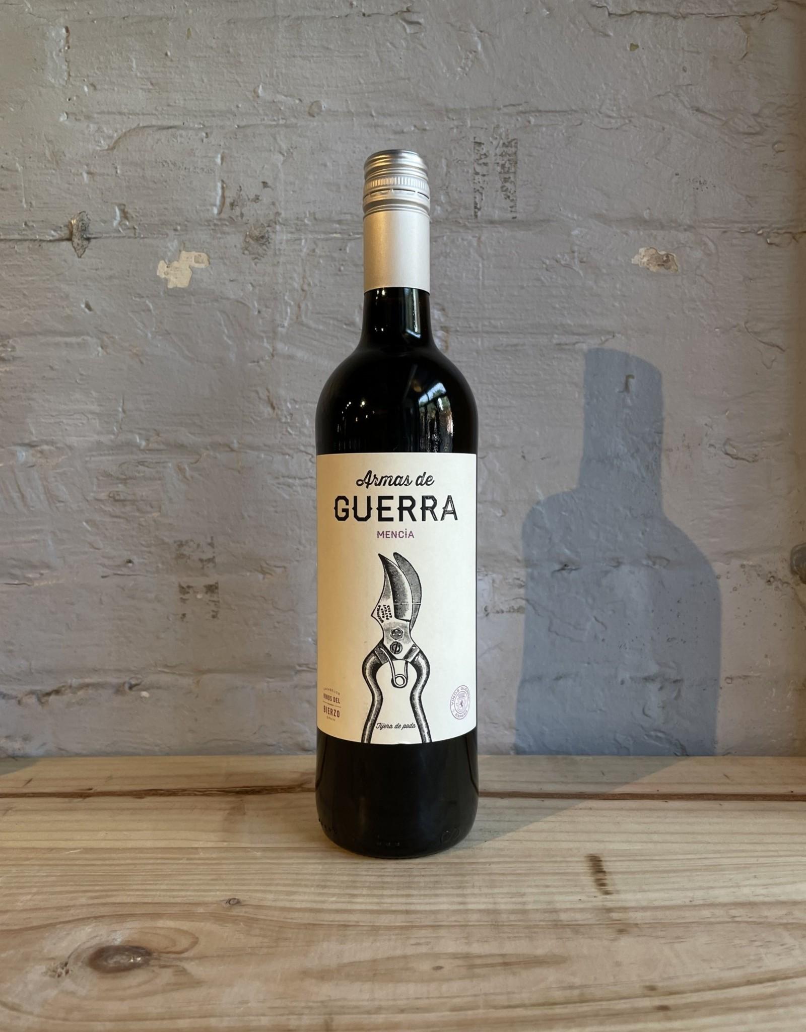 Wine 2019 Armas de Guerra Bierzo Tinto - Castilla y Leon, Spain (750ml)