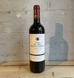 Wine 2010 Chateau la Fleur Haut Carras - Pauillac, Bordeaux, France (750ml)