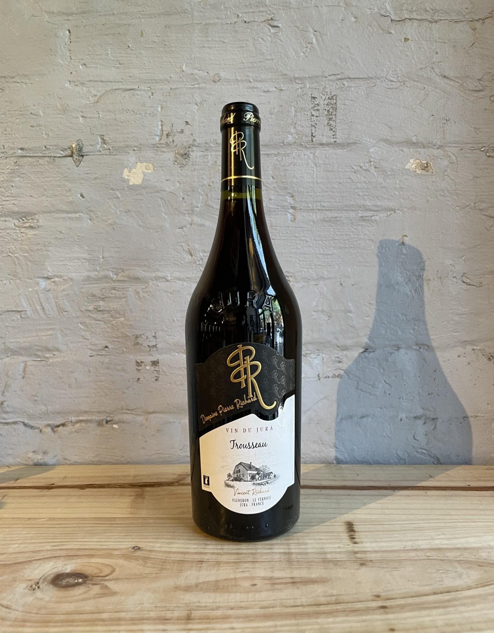 Wine 2017 Domaine Pierre Richard Trousseau - Cotes du Jura, France
