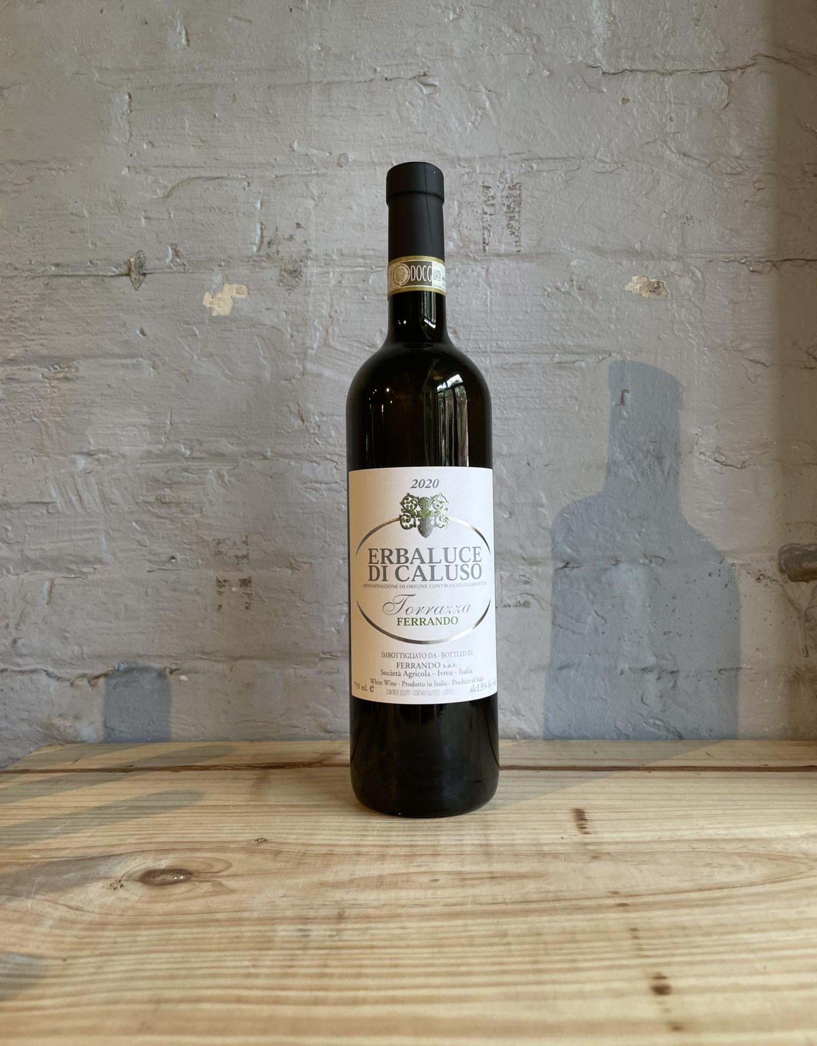 Wine 2020 Ferrando Erbaluce di Caluso Torrazza - Piedmont, Italy (750ml)