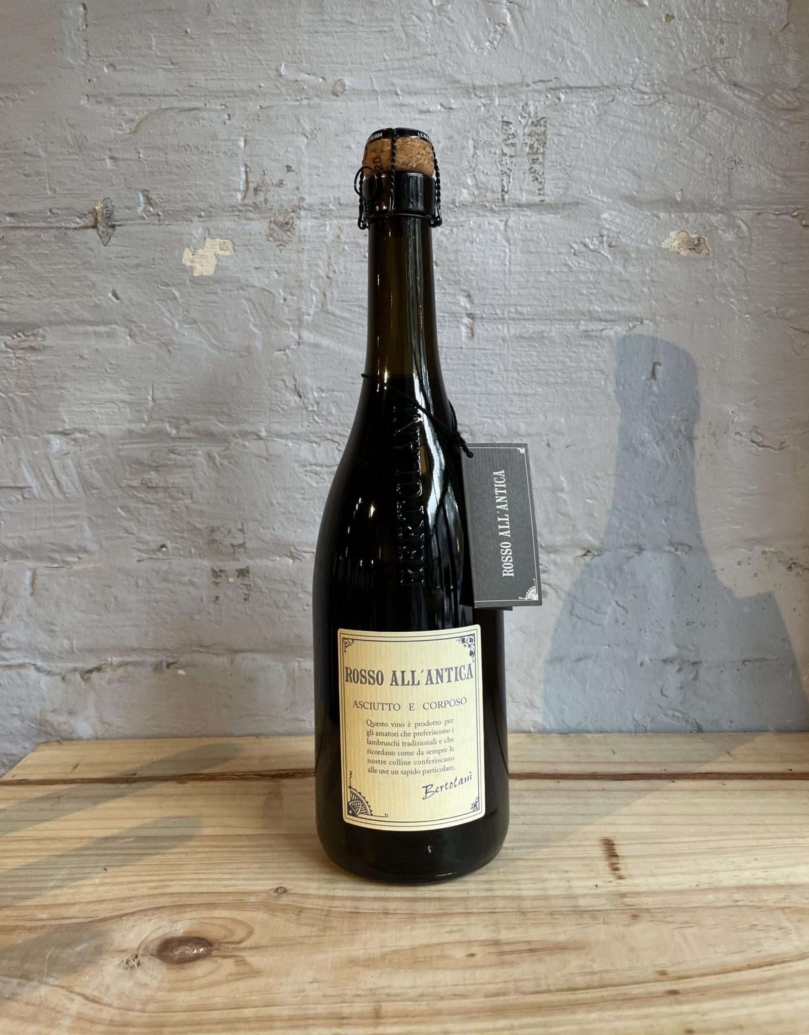 Wine NV Alfredo Bertolani, Lambrusco Rosso all'Antica - Vento, Italy (750ml)