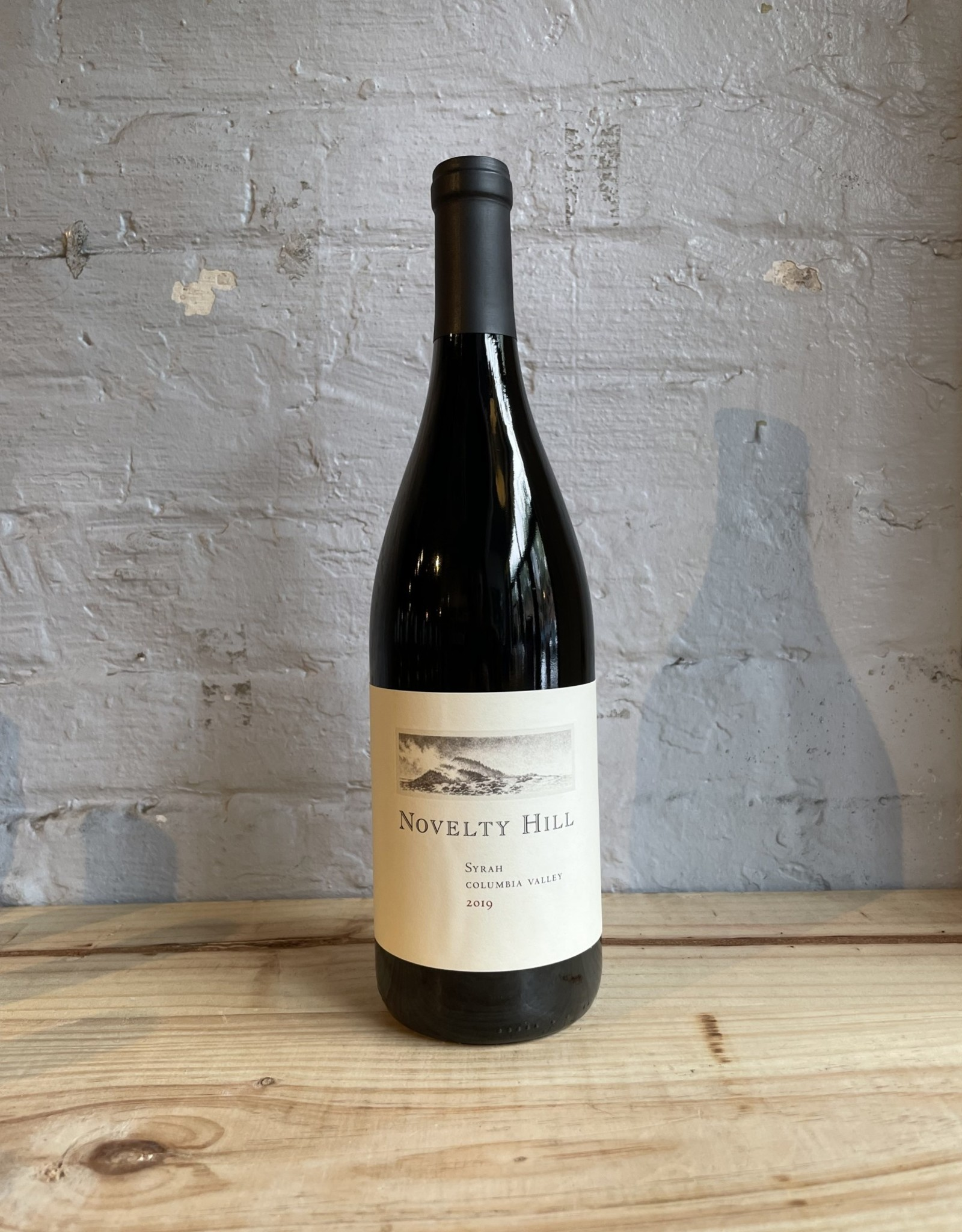 Wine 2019 Novelty Hill Syrah - Columbia Valley, WA (750ml)