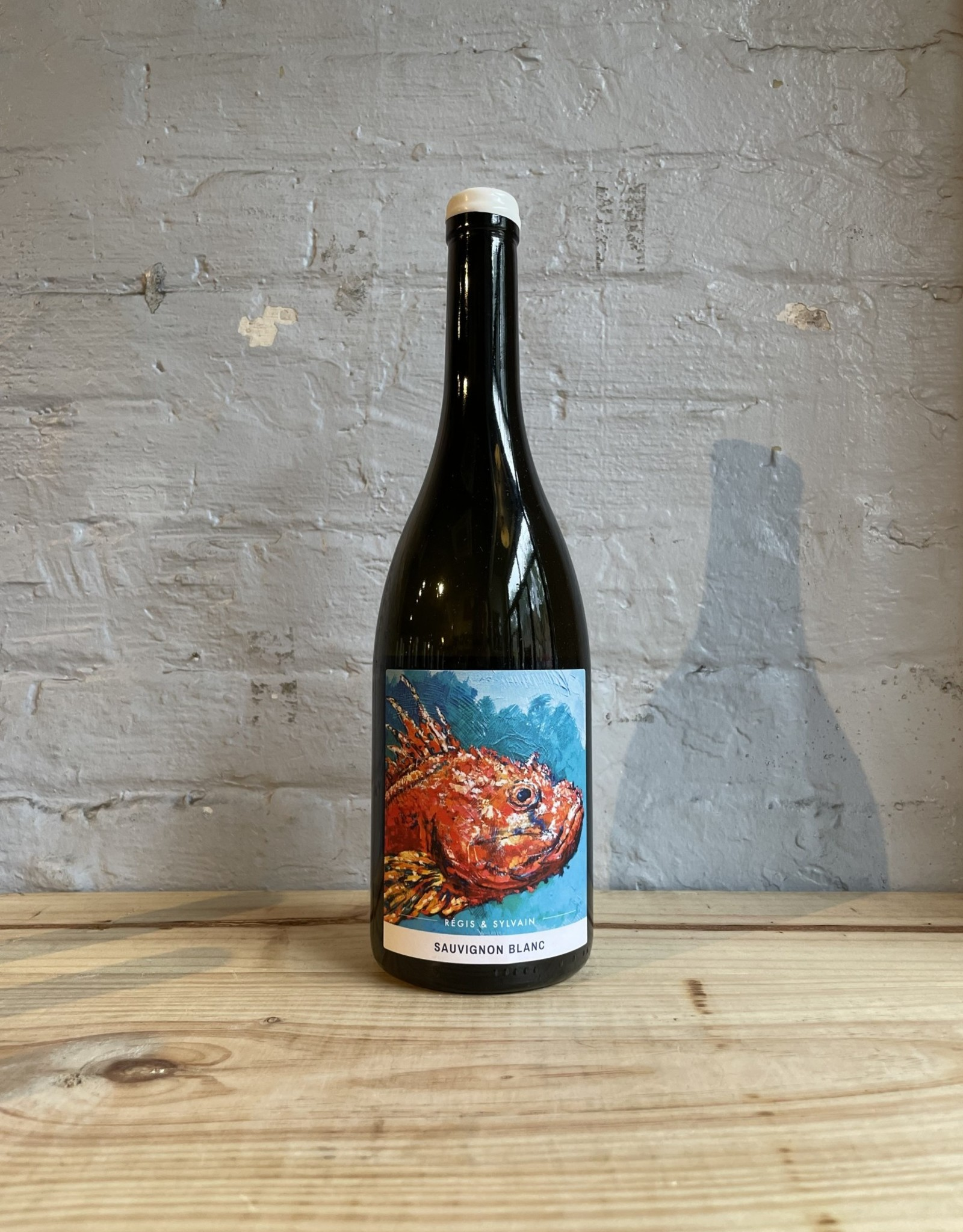 Wine 2020 Regis et Sylvain Une Cuvée d'Amitié Sauvignon Blanc Biodynamique - Loire Valley, France (750ml)