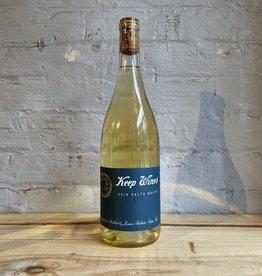 Wine 2019 Keep Wines Delta White Clarksburg - Central Valley, California (750ml)