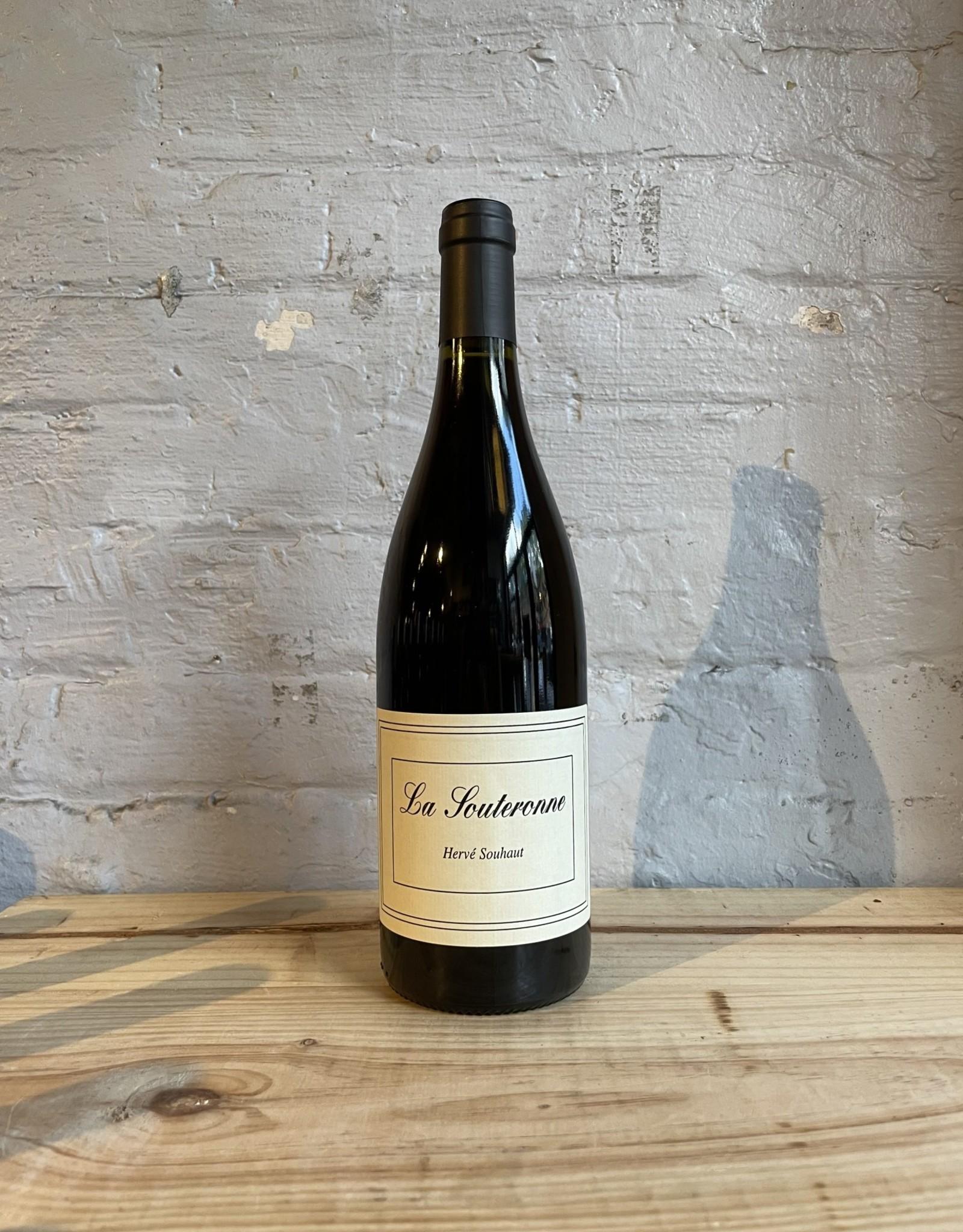 Wine 2020 Herve Souhaut Romaneaux-Destezet Gamay La Souteronne - Ardeche, France (750ml)