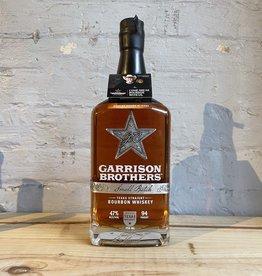 Garrison Brothers Small Batch Straight Bourbon Whiskey - Hye, Texas (750ml)