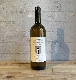 Wine 2018 Marina Danieli Colli Orientali Pinot Grigio - Friuli, Italy (750ml)