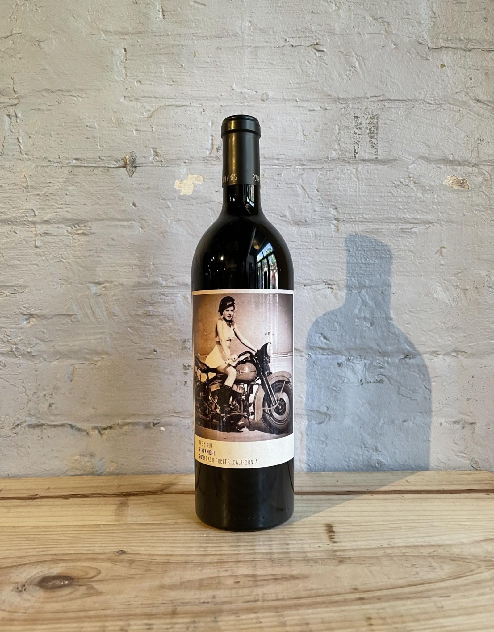 Wine 2019 Four Vines The Biker Zinfandel - Paso Robles, California (750ml)