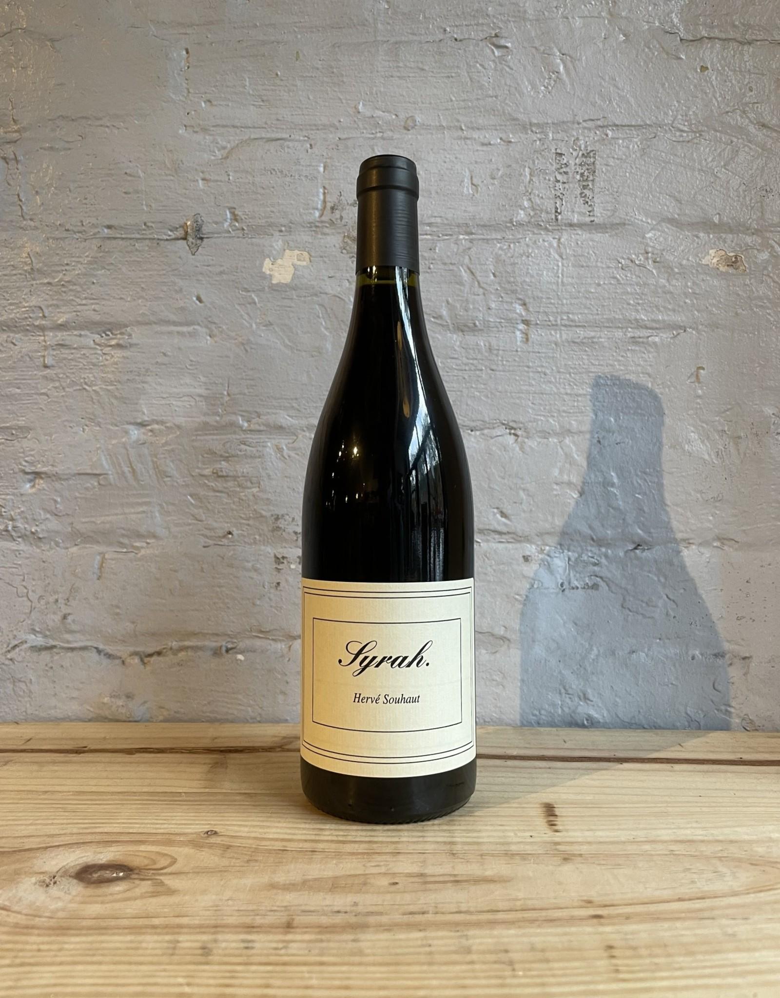 Wine 2019 Herve Souhaut Romaneaux-Destezet Syrah - Ardeche, France (750ml)