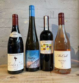 Wine Gnarly Vines October 2021 Wine of the Month Club Four Pack