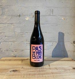 Wine 2019  Pas de Problème Pinot Noir - Languedoc, France (750ml)