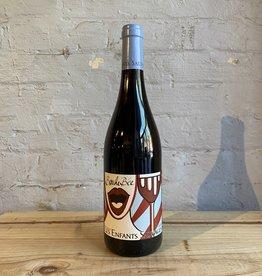 Wine 2020 Les Enfants Sauvages Bouches Bee Mourvedre - Cotes Catalanes, Languedoc-Roussillon, France (750ml)