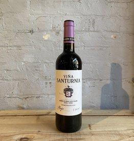 Wine 2019 Viña Santurnia Tempranillo - Rioja, Spain (750ml)