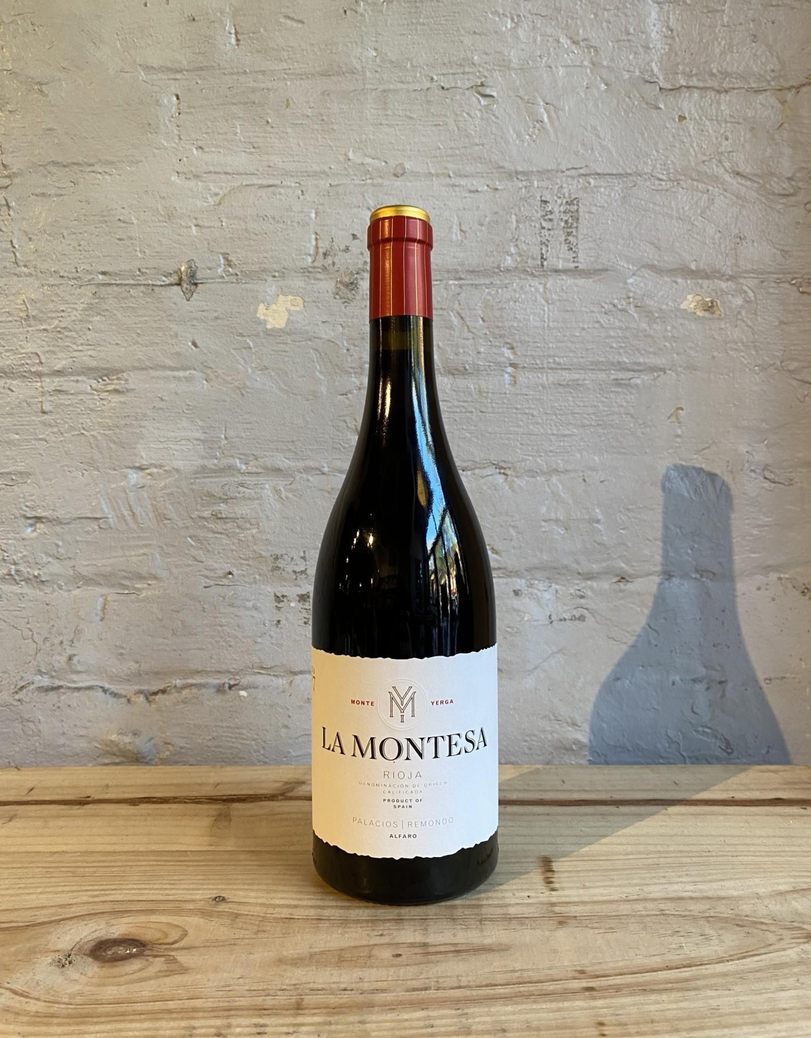 Wine 2017 Palacios Remondo Alfaro Yerga La Montesa Crianza - Rioja, Spain (750ml)