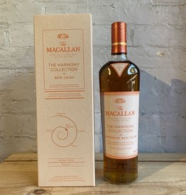 The Macallan Jordi Roca Collaboration The Harmony Collection Rich Cacao Single Malt Scotch Whisky - Highlands, Scotland (750ml)