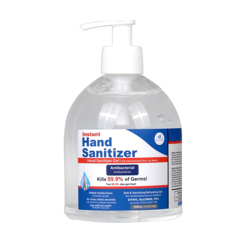 500ml Instant Hand Sanitizer