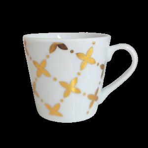 6PCS TURKISH-STYLE CERAMIC TEA/COFFEE SET