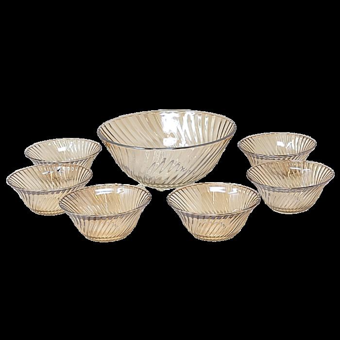 7Pcs Glass Bowl Set